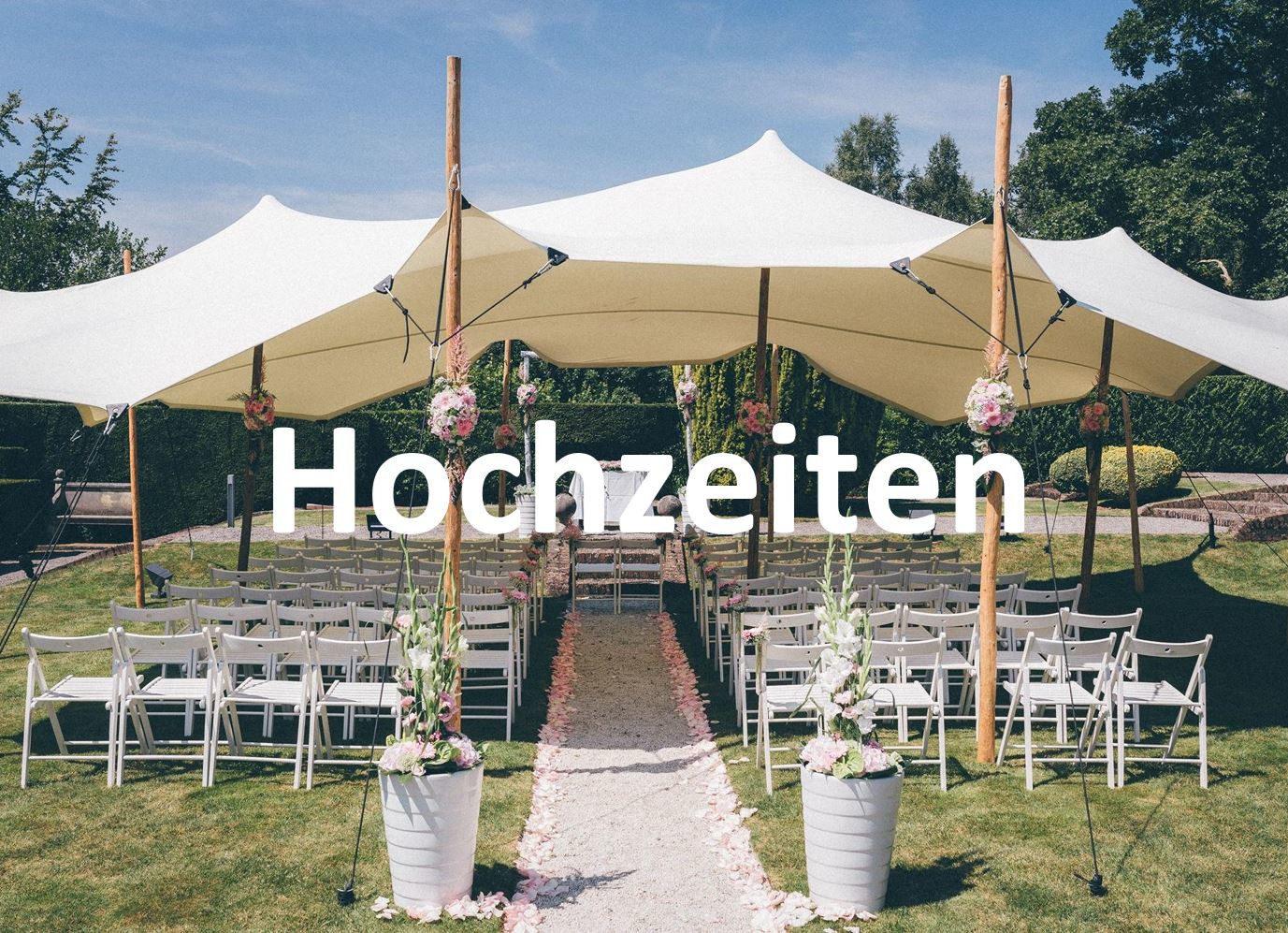 Organisation Hochzeit